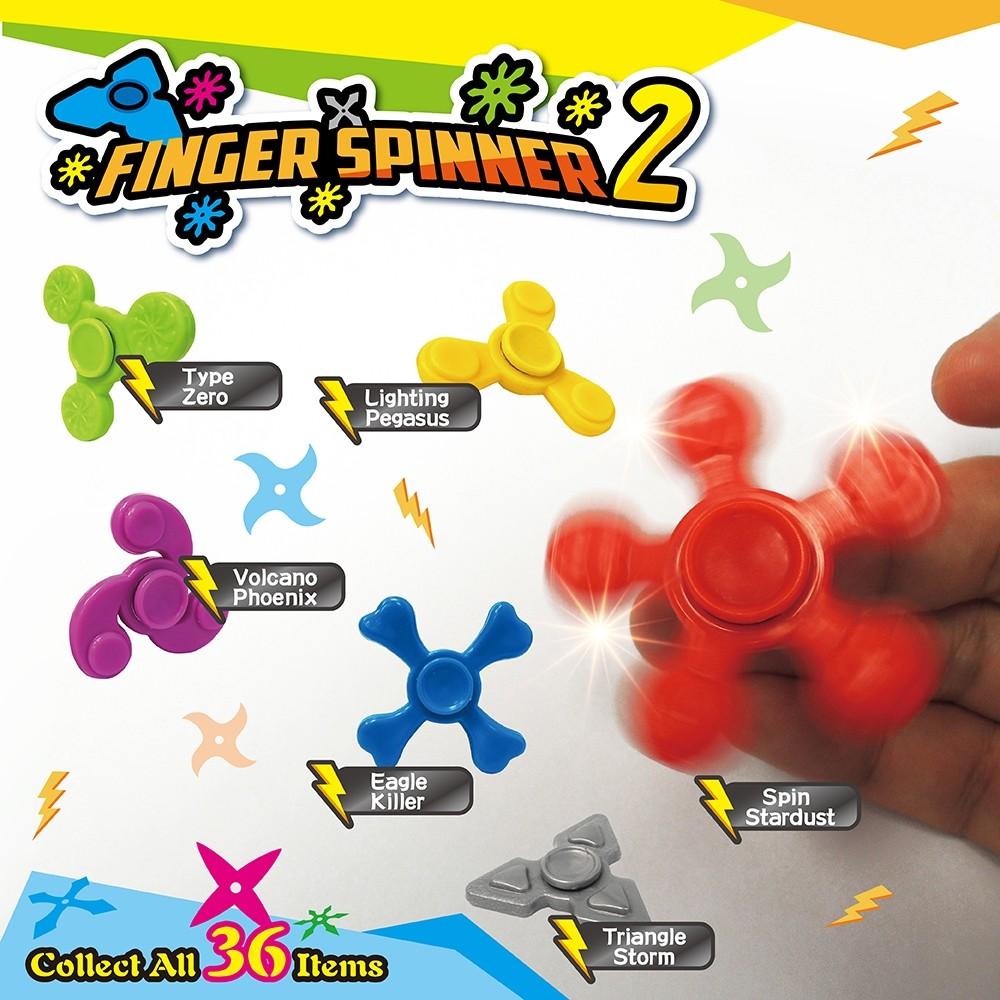 F-FINGSPA2 Finger Spinner2