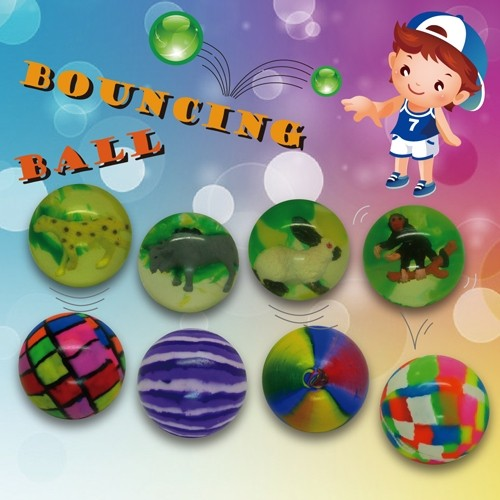 Large Bouncing Ball