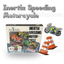 F-INERMOTA-B1 Inertia Speeding Motorcycle