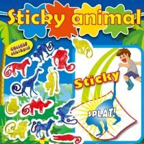 Sticky animal
