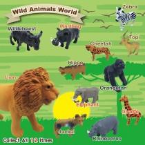 F-FIGWAA Wild Animals World