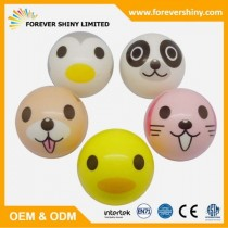 FA01-023 5CM ANIMAL SERIES PU BALL