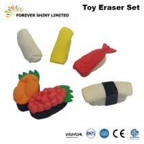 FA04-014 Sushi Set Eraser