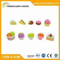 FA04-018 Mini Dessert & Snacks Eraser