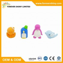 FA04-022 Mini Sea Animal Eraser