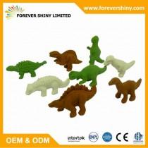 FA04-026 Dinosaur eraser