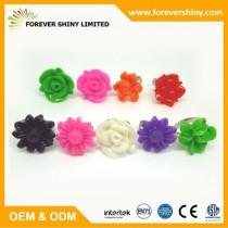 FA09-010 Flower ring