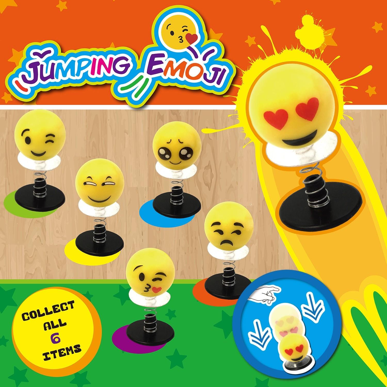 Jumping Emoji