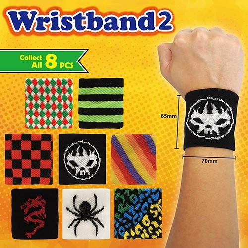 F-WRISTA2 Wristband2