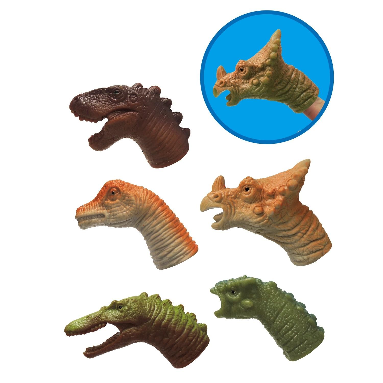 Mini Dinosaur Finger Puppet (Simple version)