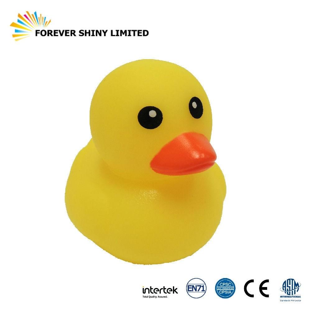5.1cm Vinyl Duck