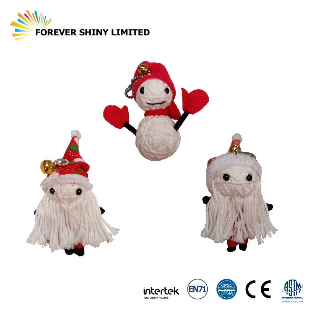 String Dolls - Santa Claus