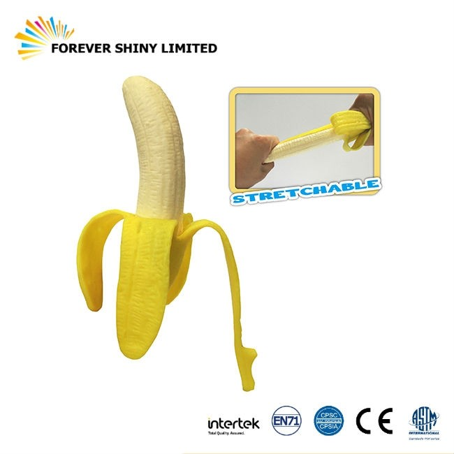 Soft Stretchy Banana Fruit