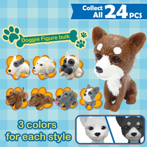 F-DOGF Doggie Figure bulk