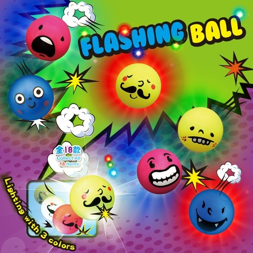 Flashing Ball
