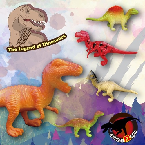 The legend of Dinosaurs