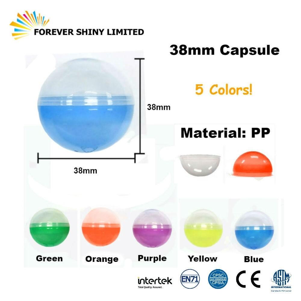CPP38MM 38mm capsule