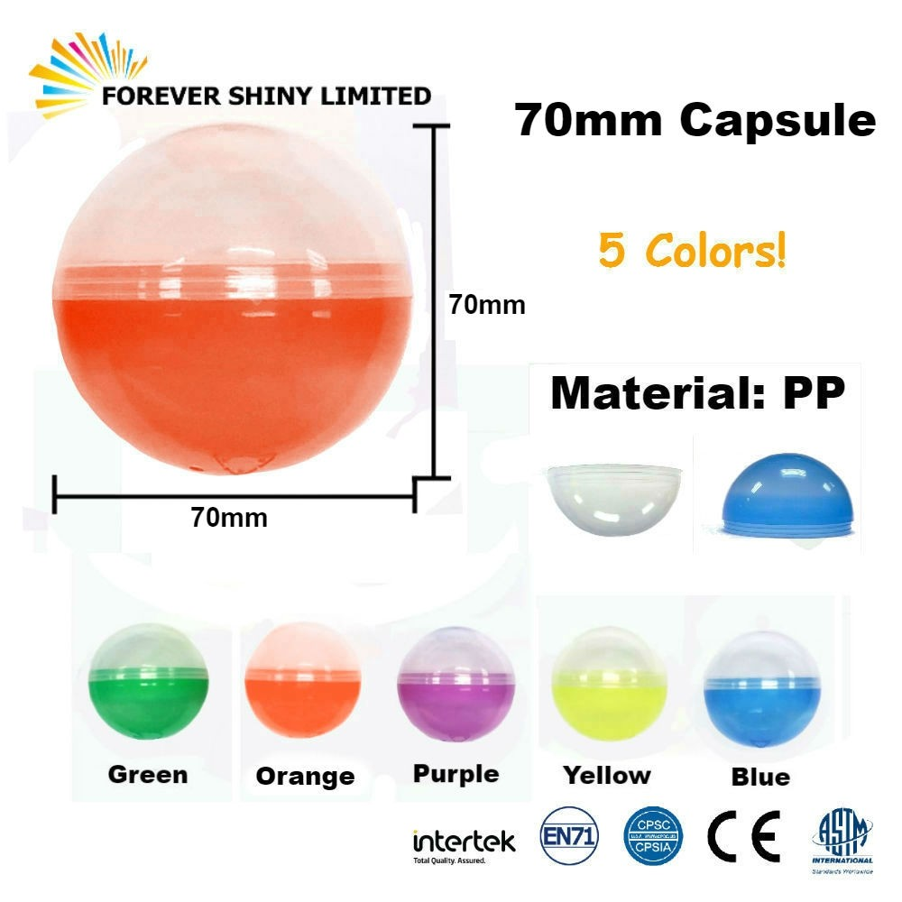 CPP70MM 70mm capsule