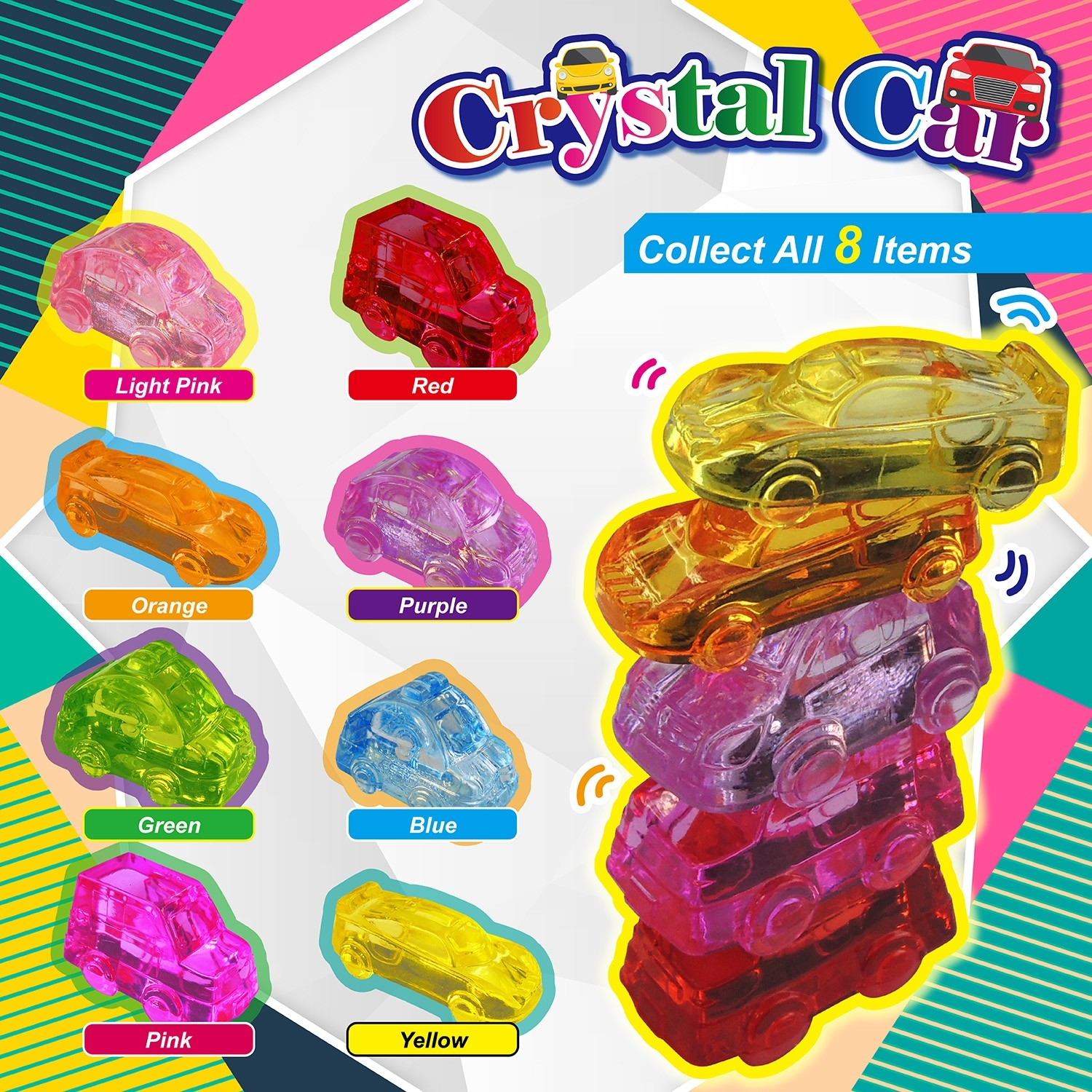 Crystal Car