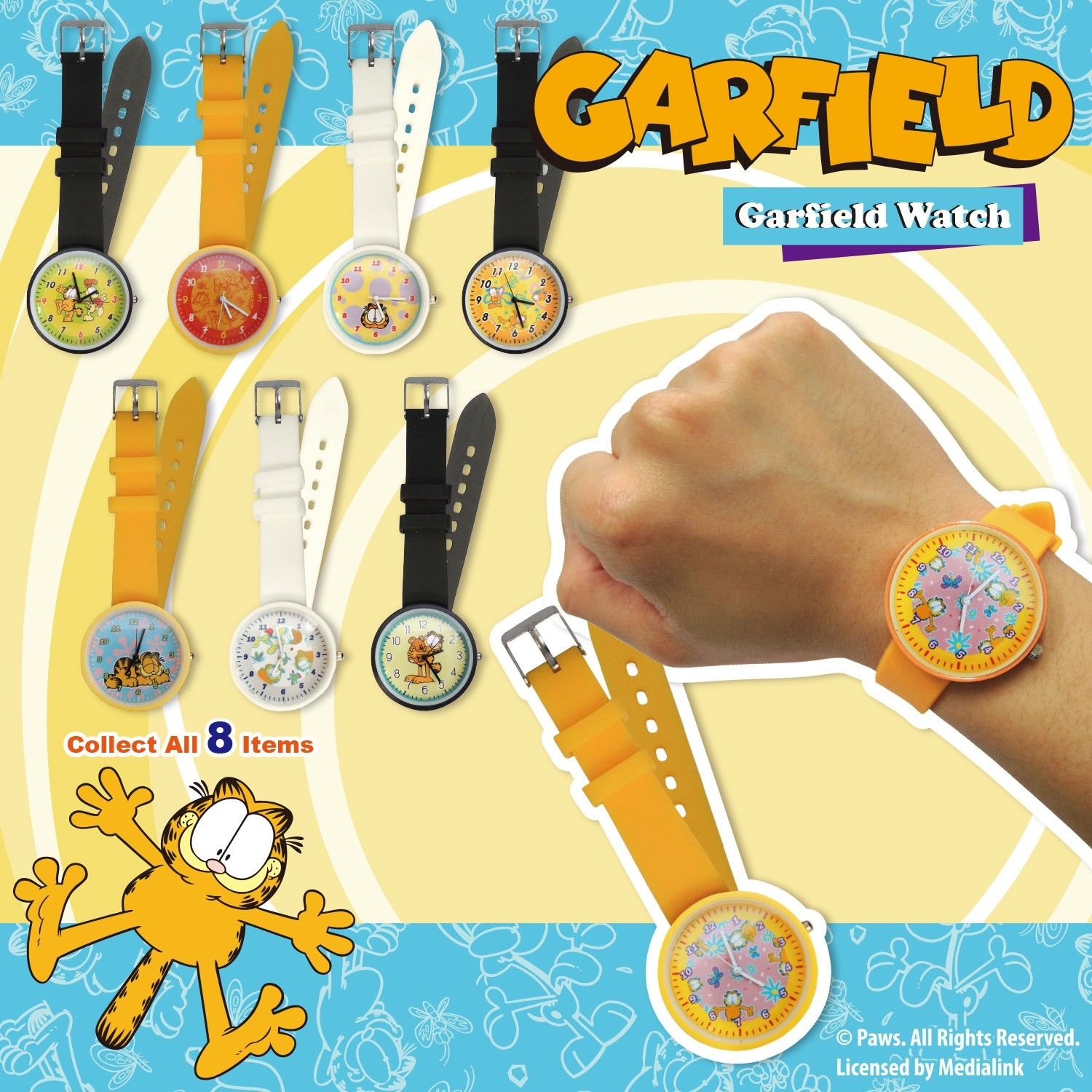 Garfield Watch