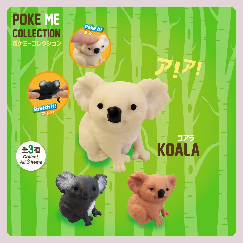 """""""Poke Me"""" Collection - Koala"""
