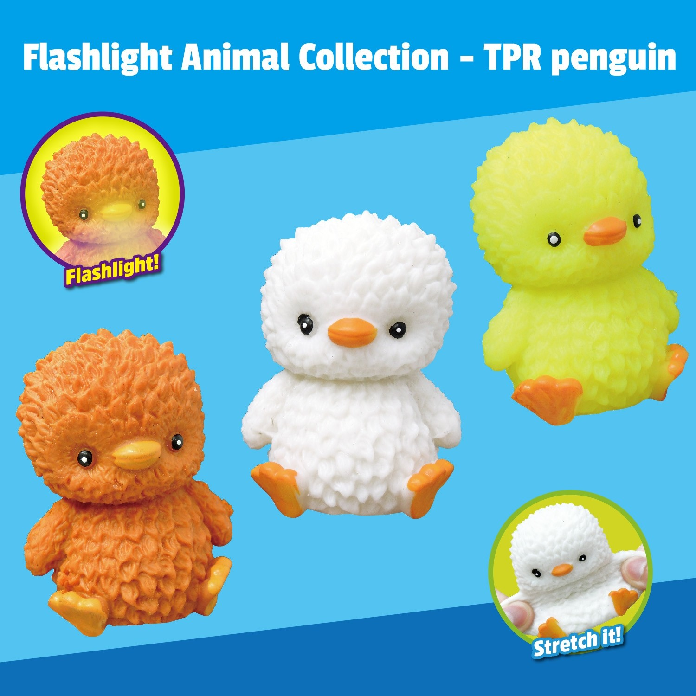 """Flashlight Animal Collection"" TPR Penguin"