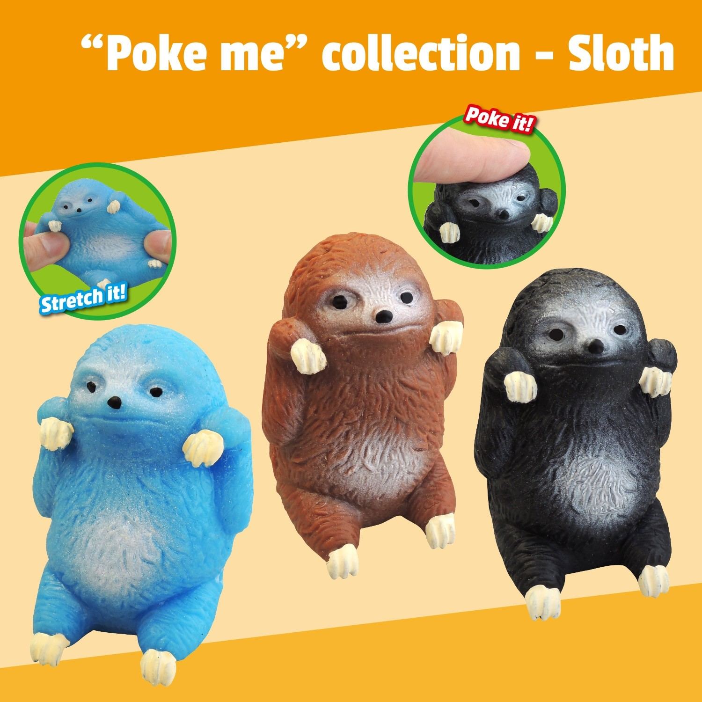 """Poke Me"" Collection - Sloth"