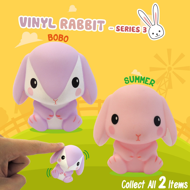 Vinyl Rabbit - Series 3