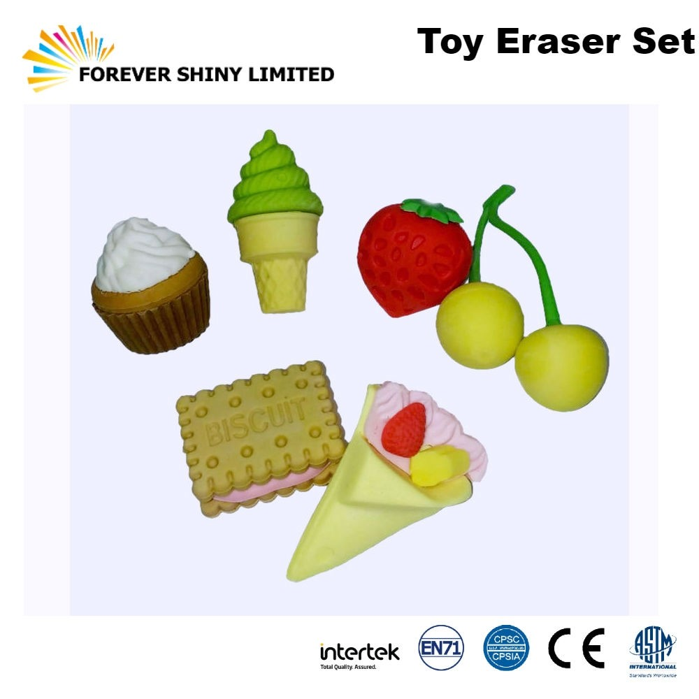 FA04-006 Dessert Eraser