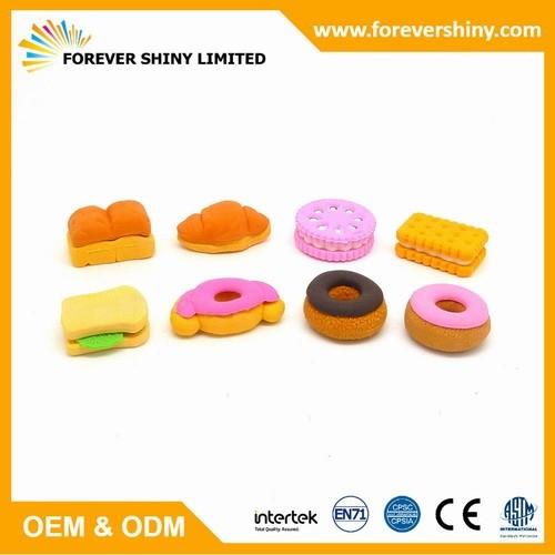 FA04-025 Snacks Eraser