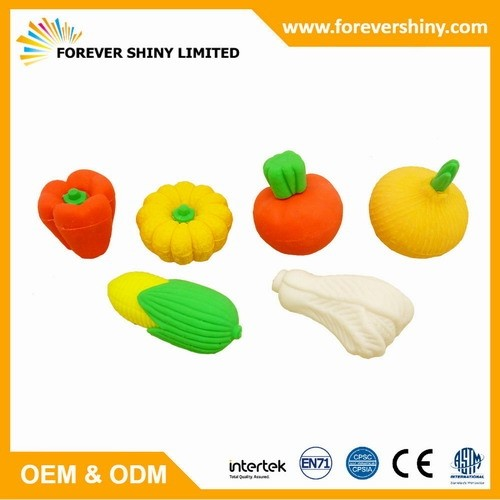 FA04-029 Vegetable eraser