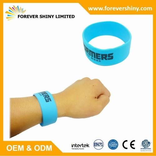 FA09-017 silicon bracelet