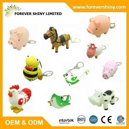 Farm Keychain