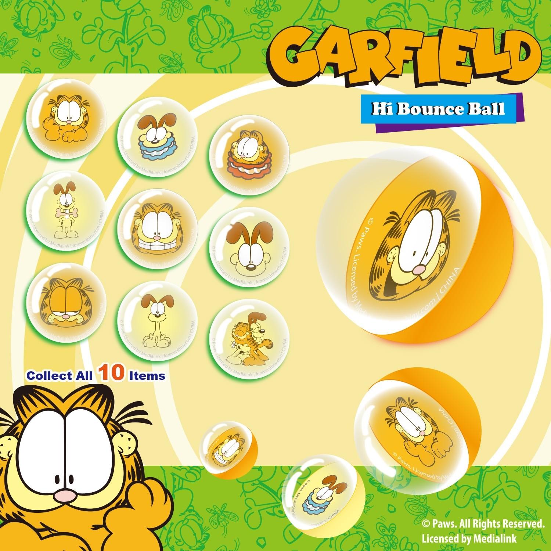Garfield Bouncing Ball