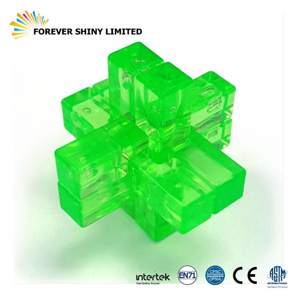 Crystal Interlock Puzzle - 1
