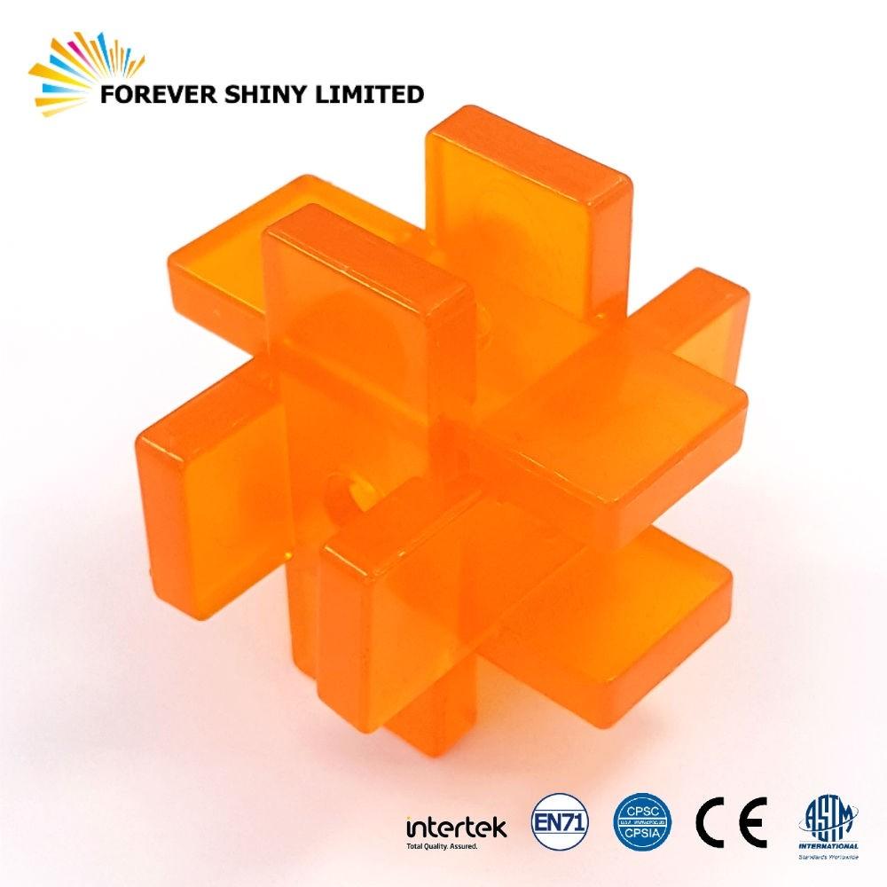 Crystal Interlock Puzzle - 2