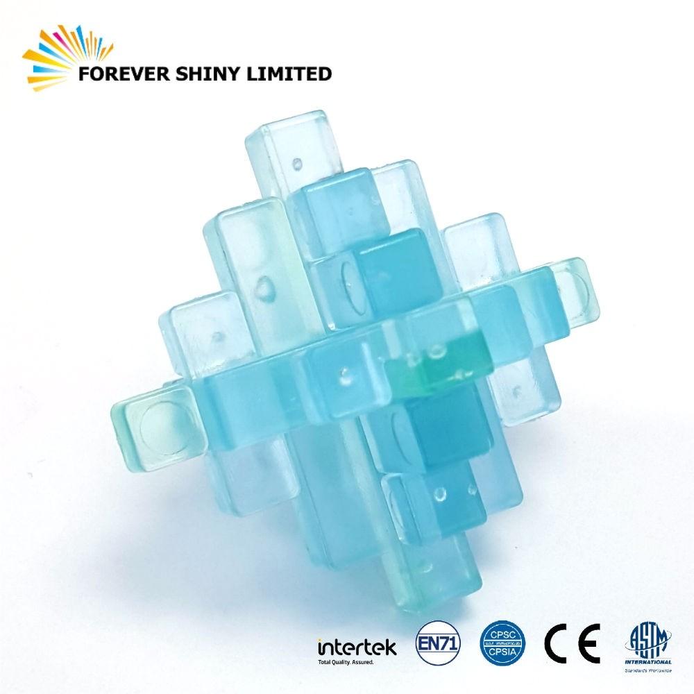Crystal Interlock Puzzle - 3