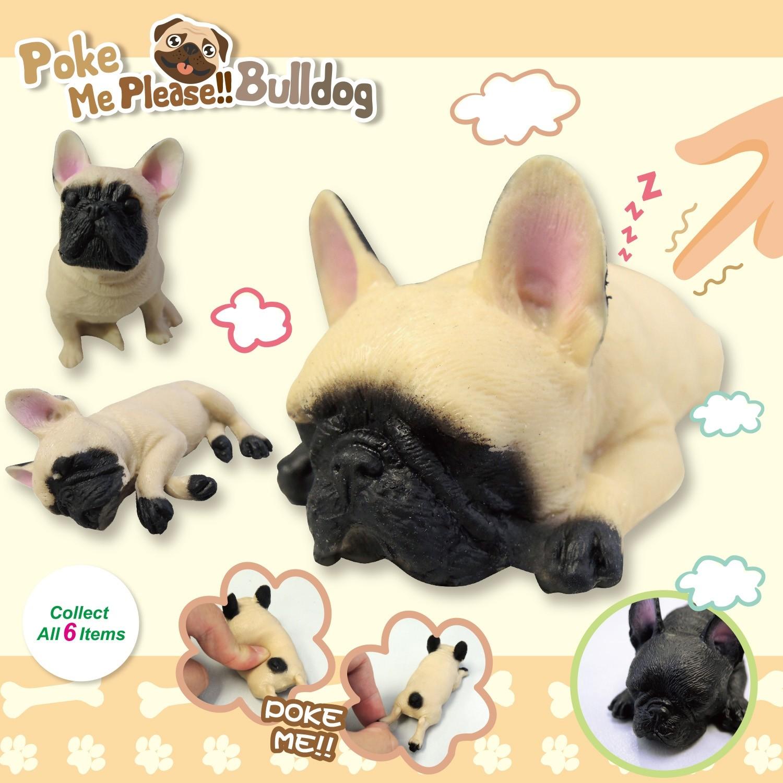 8.5cm Squeeze Bulldog