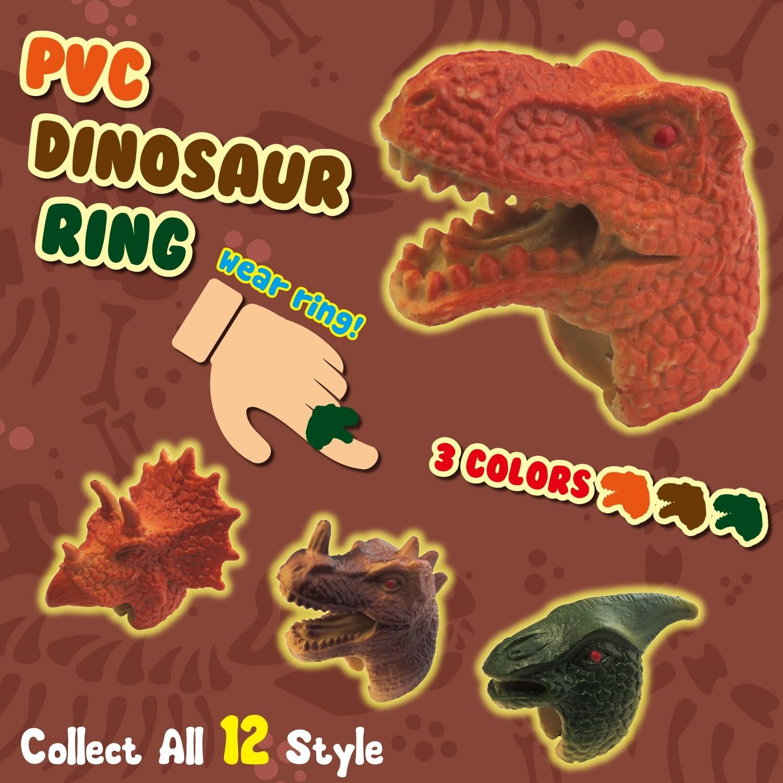 PVC Dinosaur Ring