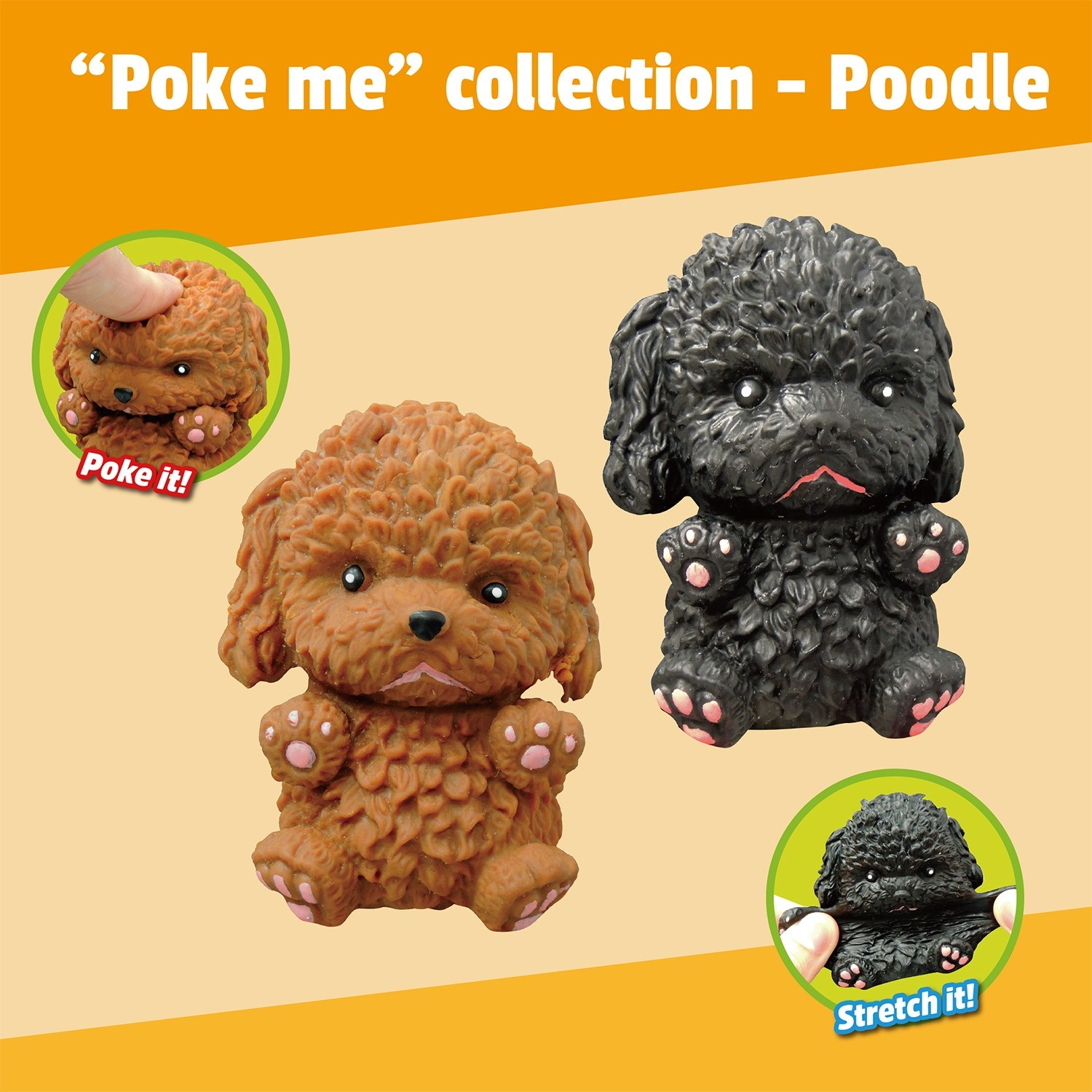 """""""Poke Me"""" Collection - Poodle"""