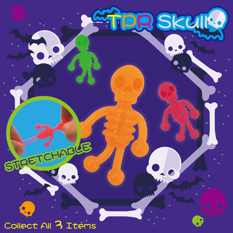 TPR Skull Man