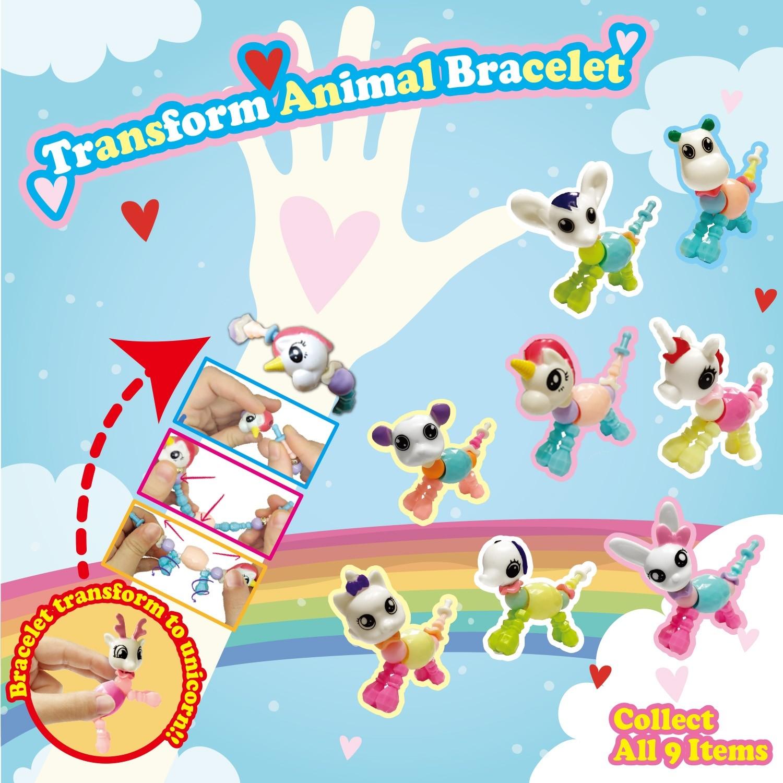 Transform Animal Bracelet