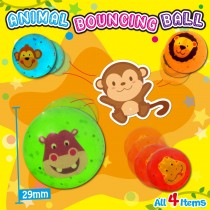 Animal Bouncing Ball