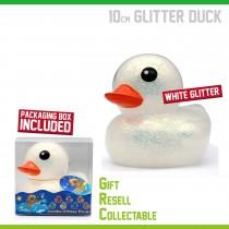 10cm Glitter Duck Blister Set