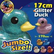 17cm Glitter Duck
