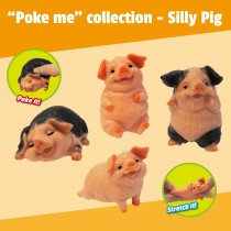 """Poke Me"" Collection - Little Pig"