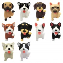 Cute Dog Vinyl Figure