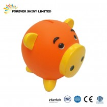 11.6cm Piggy Vinyl Money Bank