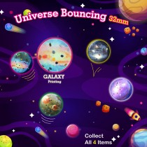 Universe Bouncing Ball 32mm