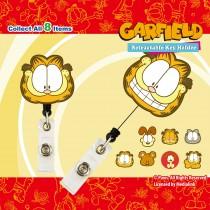 Garfield Retractable Key Holder